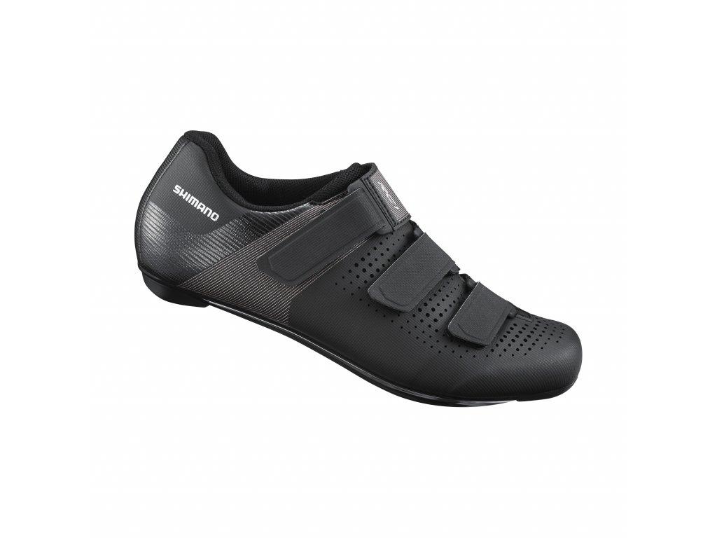 SHIMANO SH-RC100W černá 39 , silniční obuv
