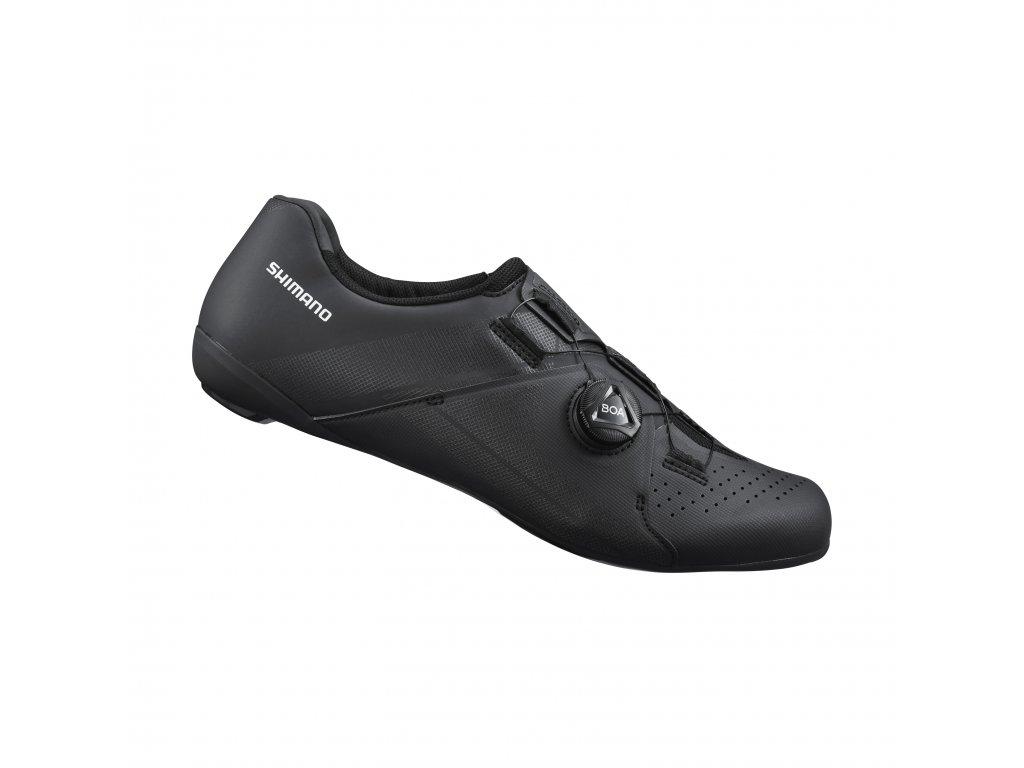 SHIMANO SH-RC300ML černá , silniční obuv