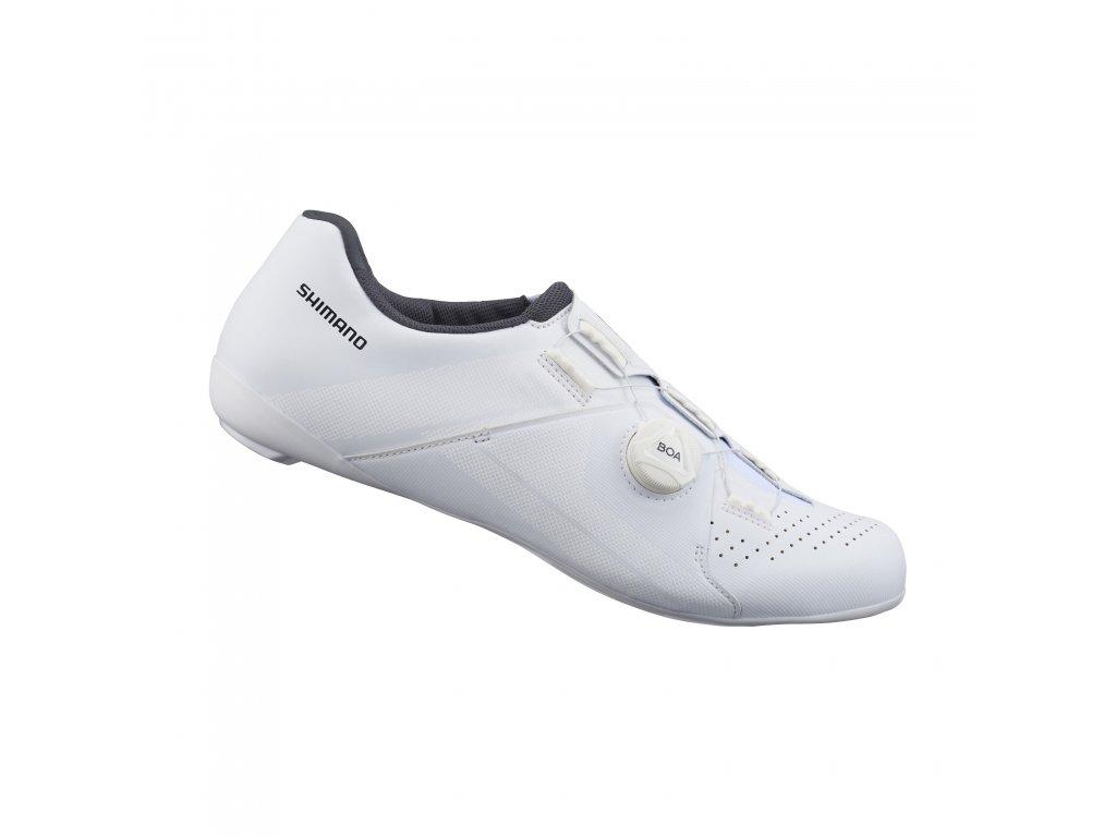 SHIMANO SH-RC300ML bílá , silniční obuv