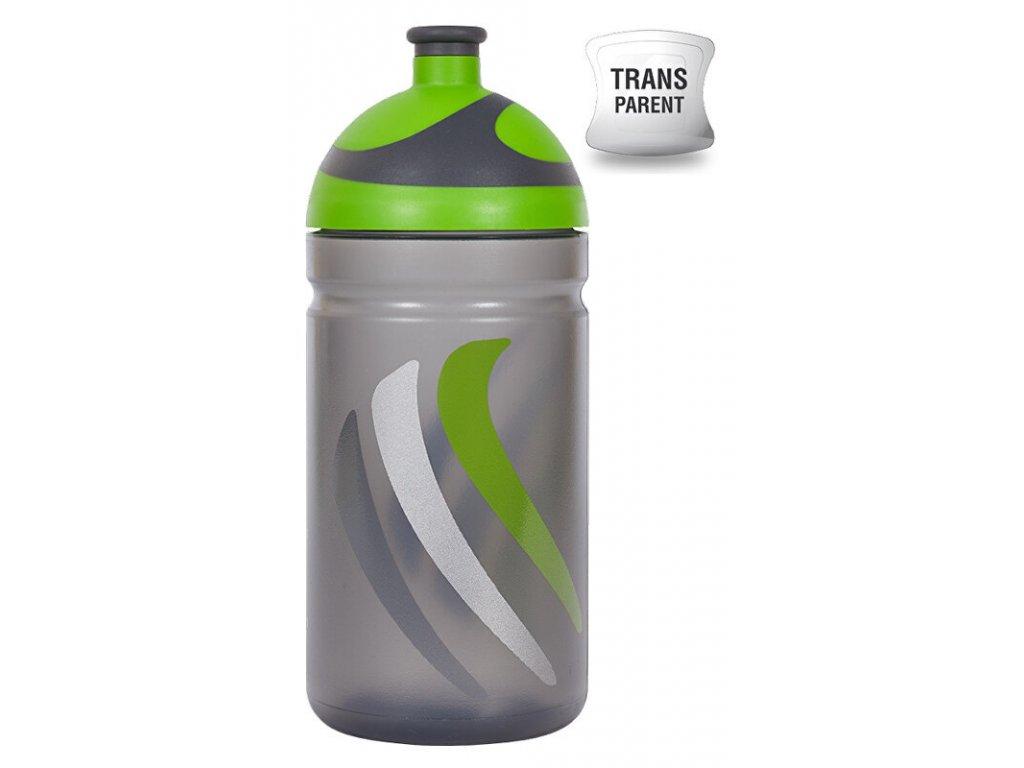 Zdravá lahev 0,5 l BIKE 2K19 zelená
