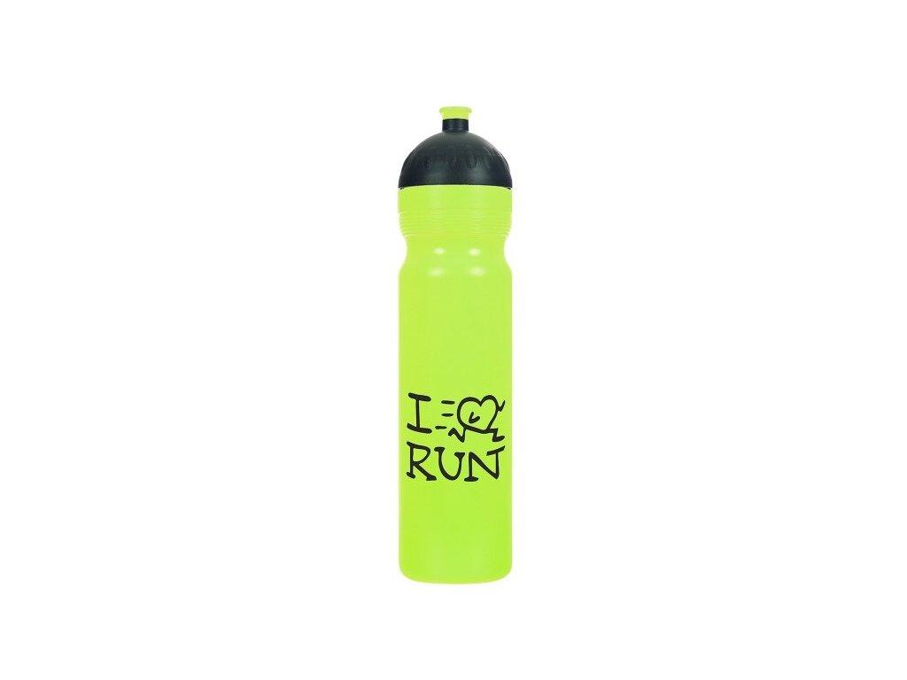 Zdravá lahev 1,0 l UAX Run