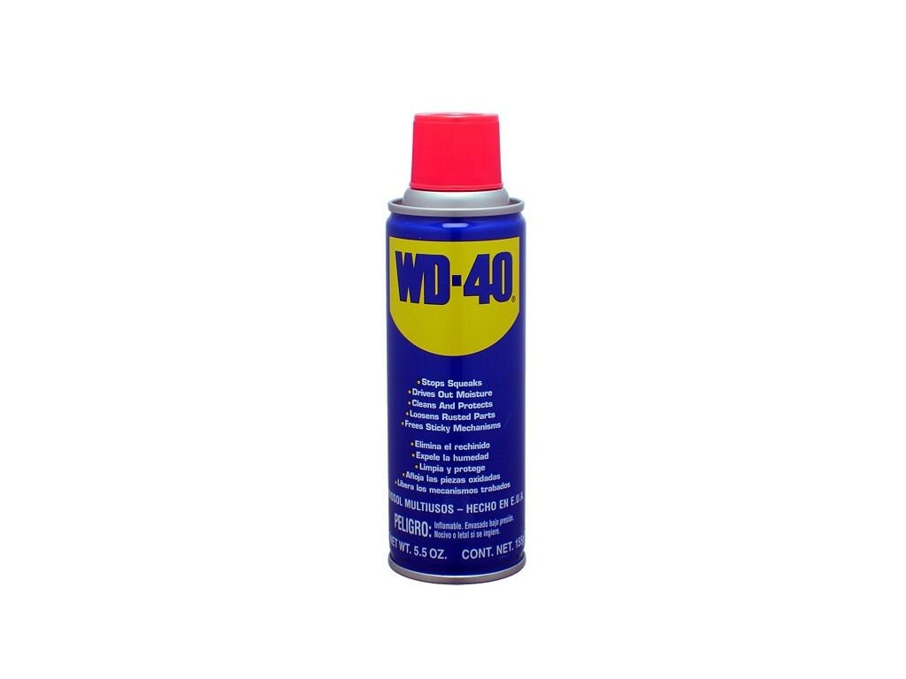 WD-40 400ml olej