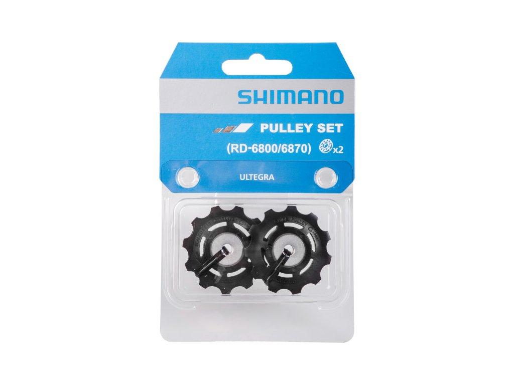 SHIMANO kladky pro RD-6800/6870