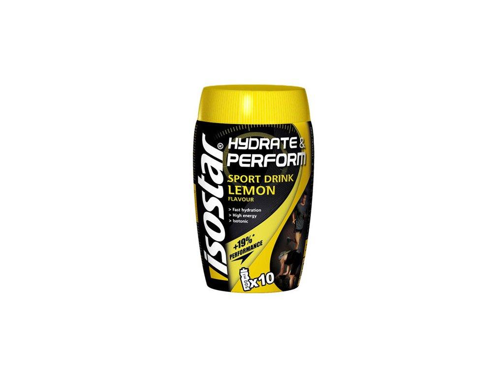 nápoj ISOSTAR 400g citron