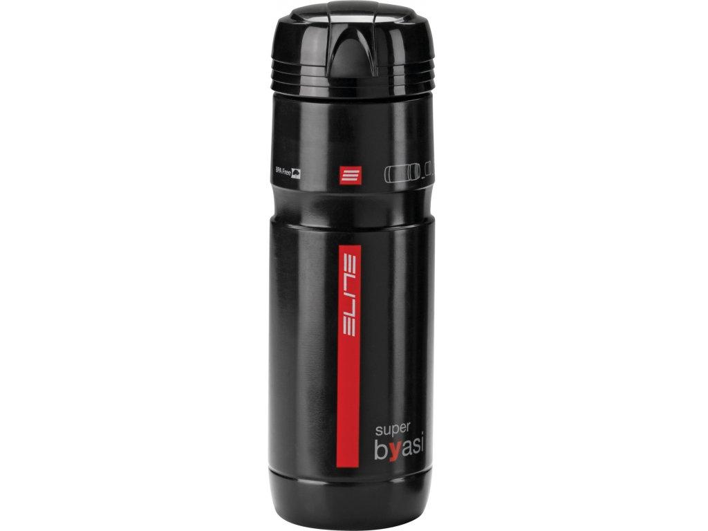 ELITE láhev na nářadí SUPER BYASI černá 750ml