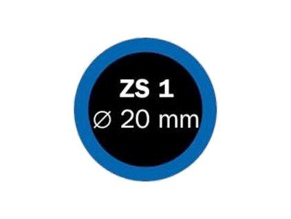 záplata FERDUS ZS 1 20mm
