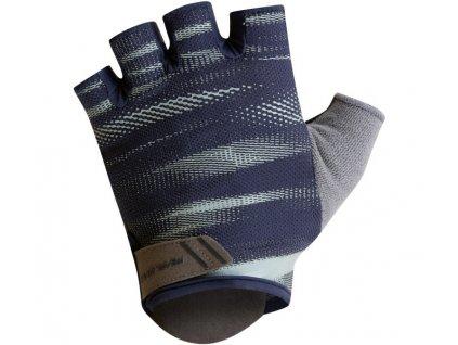 PEARL iZUMi SELECT rukavice, modrá/DAWN šedá CIRRUS