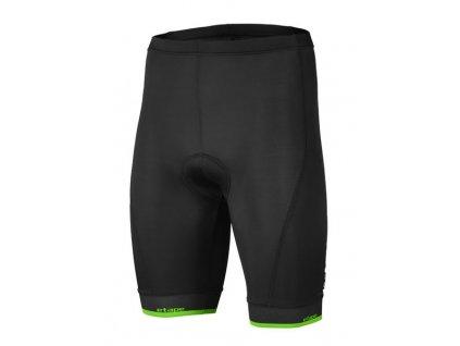Etape – pánské kalhoty ELITE, černá/zelená