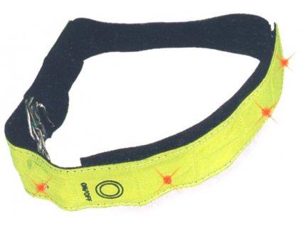 MAX1 páska reflexní blikací 4 LED