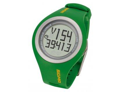 pulsmetr SIGMA PC 22.13 zelený pánský