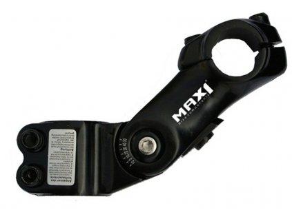 stavitelný představec MAX1 90/50°/25,4 mm černý