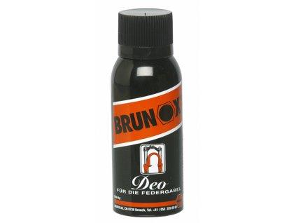 olej BRUNOX Deo na veškeré vidlice, tlumiče a pružení 100ml