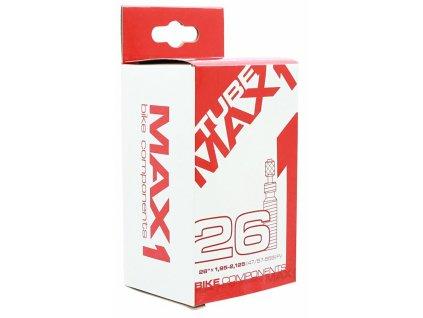 MAX1 duše 26×1,95-2,125 FV (47/57-559) galuskový ventilek