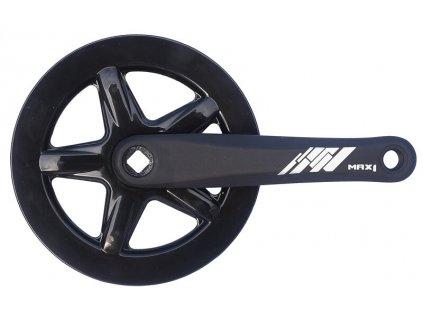 MAX1 Single 42z 175mm černé s krytem kliky
