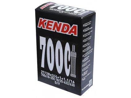 duše KENDA 700x18/25  velo ventilek