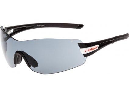 Sportovní sluneční brýle RELAX Sarnia černé R5388A