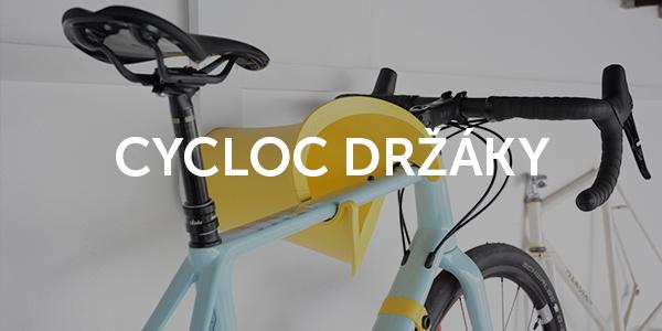 Cycloc designové držáky na kola