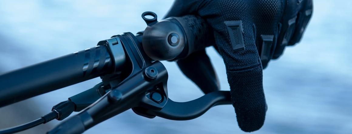Spurcycle zvonek na kolo