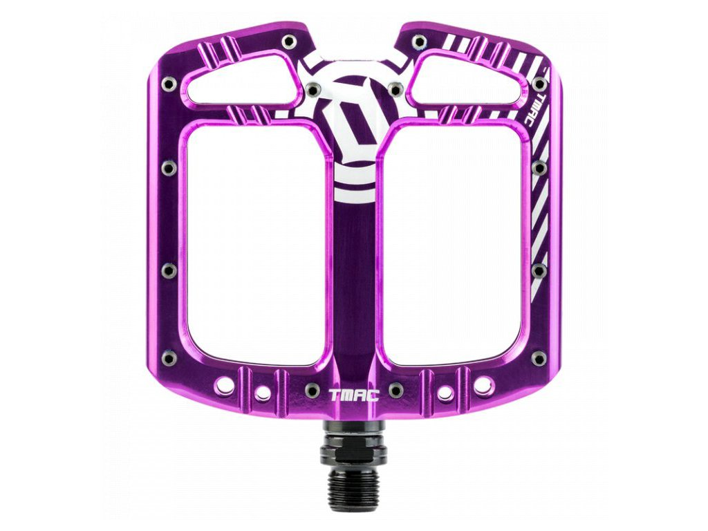 Deity pedaly TMAC purple