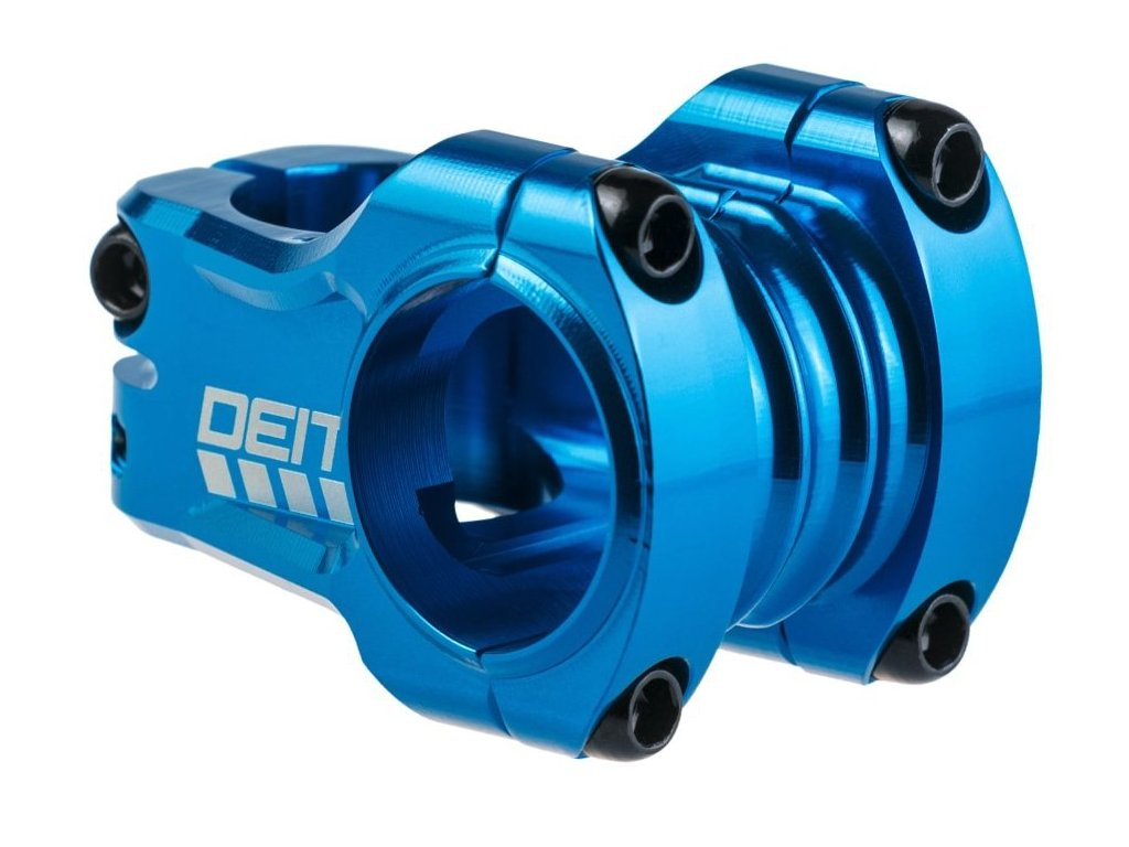 Představec Deity Copperhead 31,8 mm, modrý