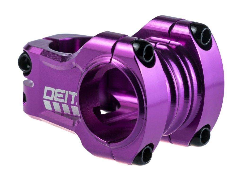 Predstavec Deity Copperhead 31,8 mm purple