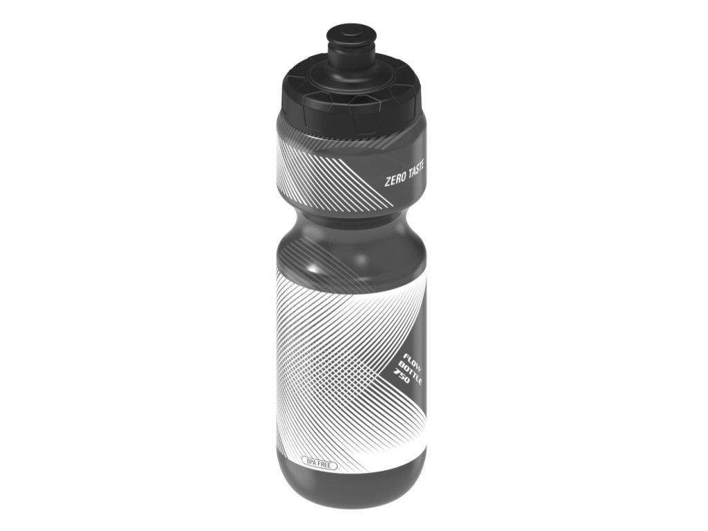 Láhev Flow bottle 750 smoke grey