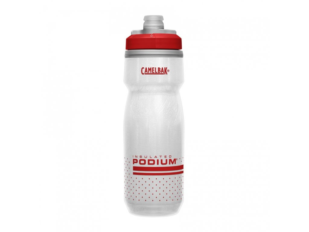 Camelbal Podium Chill 0,62l Reflective Fiery white red