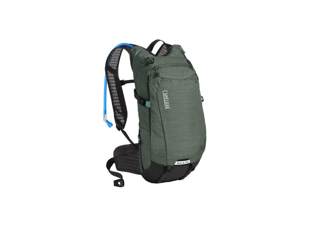 Cyklisticky batoh Camelbak MULE Pro 14 100oz sedy 13