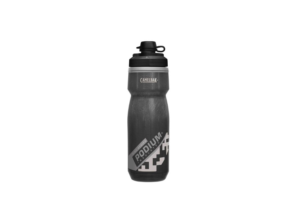 cyklisticka lahev camelbak podium dirt series chill 0 62l black