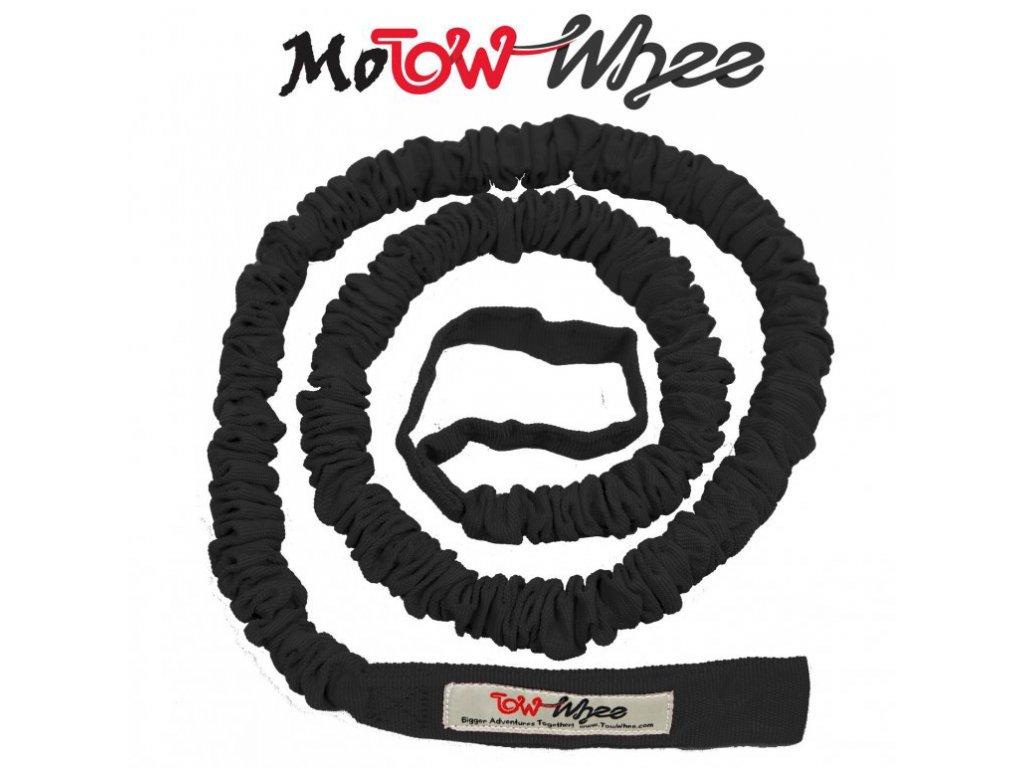 tazne lano towwhee odpruzene pro e bike moto