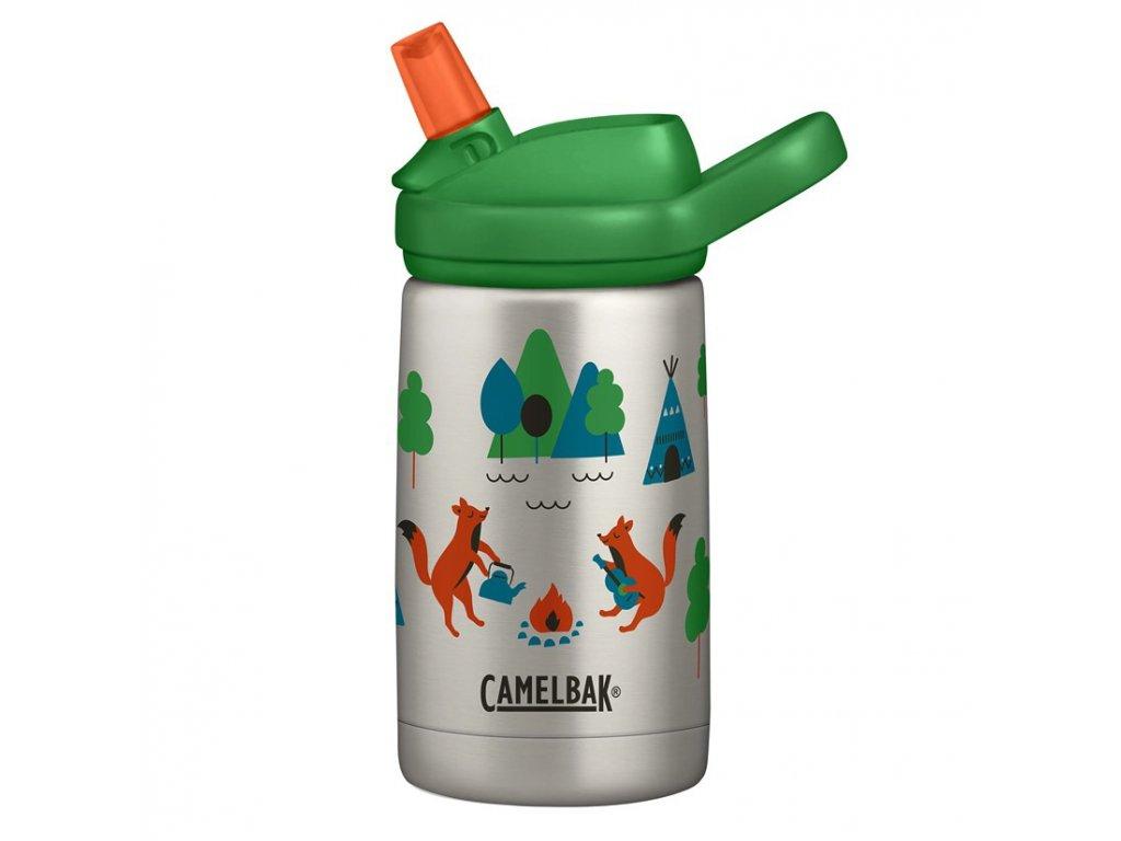 detska termoska camelbak eddy kids vacuum stainless 0 35l camping foxes