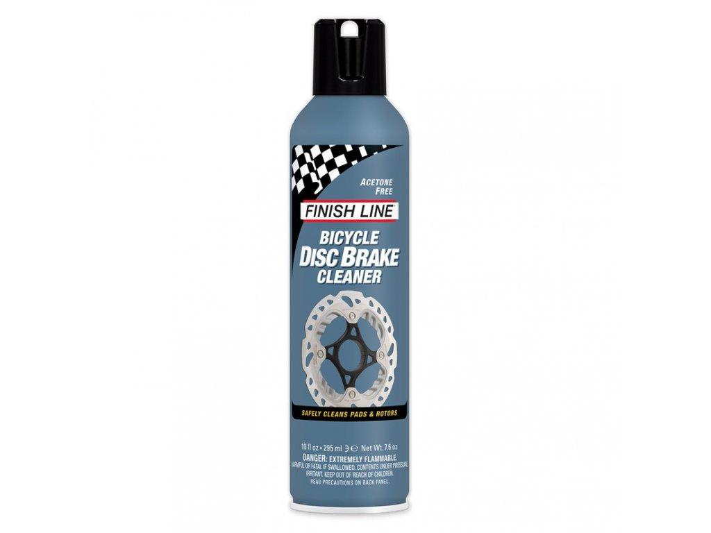 cistic brzdovych kotoucu finish line disc brake cleaner 295 ml sprej
