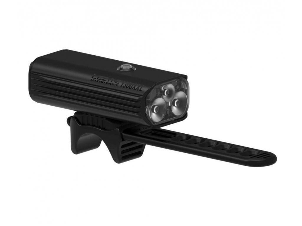 Přední světlo Lezyne Macro Drive 1300XL Matte Black 4