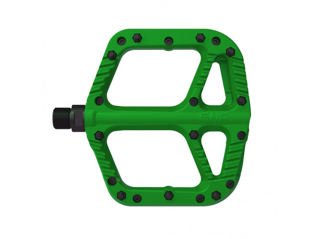 pedaly oneup composite zelena