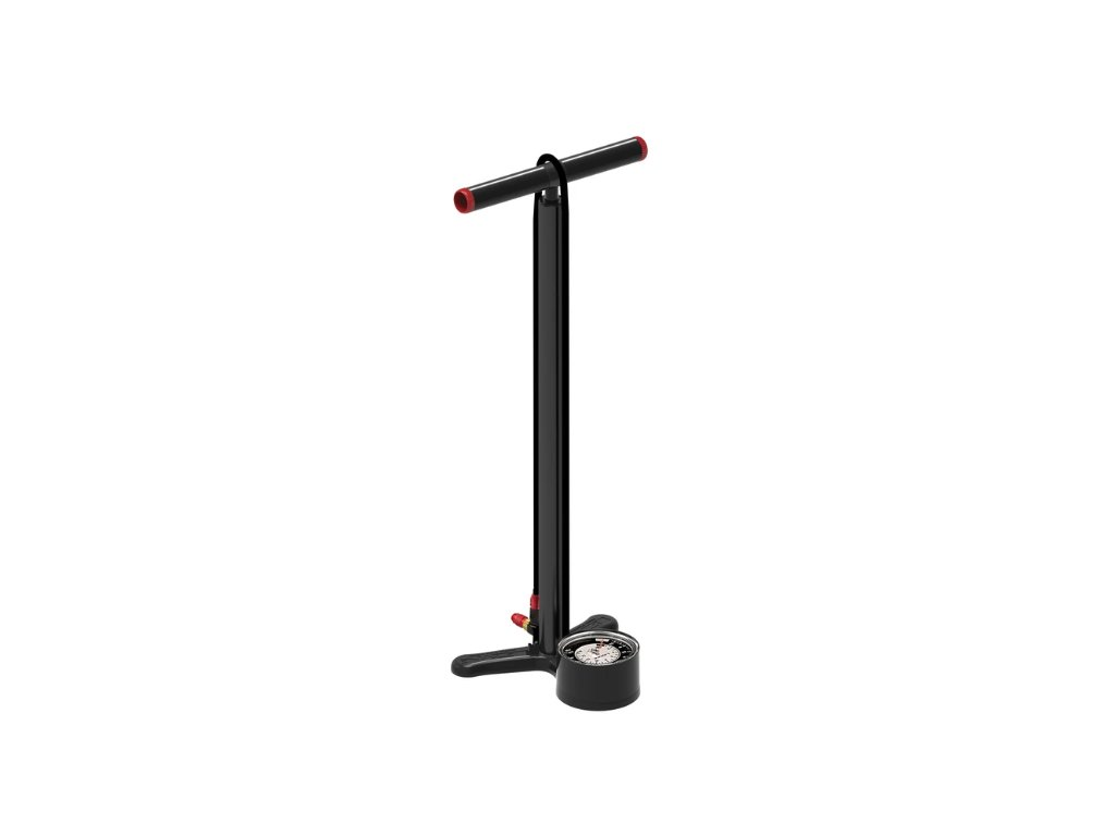 Lezyne nožní dílenská cyklistická pumpa
