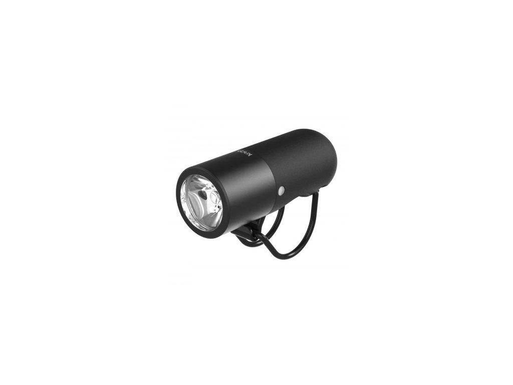 Designové přední světlo na kolo Knog Plugger 350 lm