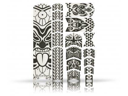 Ochranna folie riesel design maori 1
