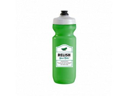 Sportovní cyklistická lahev na kolo Spurcycle Relish Your Ride