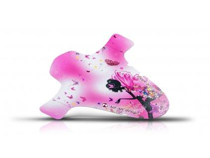 blatnik na detske kolo riesel design dreck spatz fairy girl