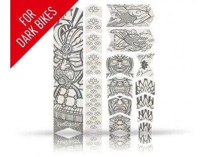 ochranna folie na ram riesel design tape 3000 japan grey ochranna folie ram