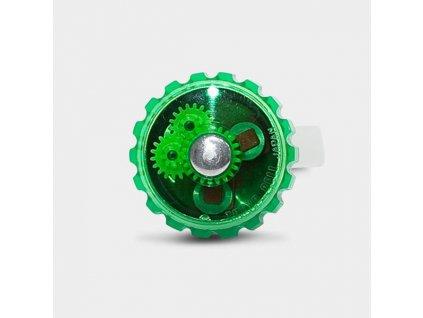 Tokyobell zvonek na kolo zelena cyklodesign
