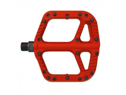 pedaly oneup composite cervena