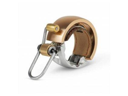 designový zvonek na kolo Oi Luxe Knog