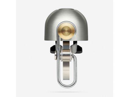 Designový Zvonek Spurcycle Classic, stříbrný