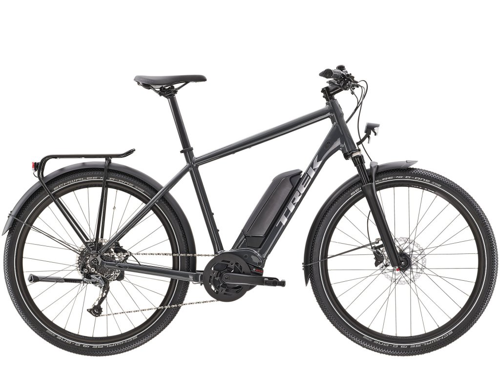 2021 TREK ALLANT+ 5 SOLID CHARCOAL
