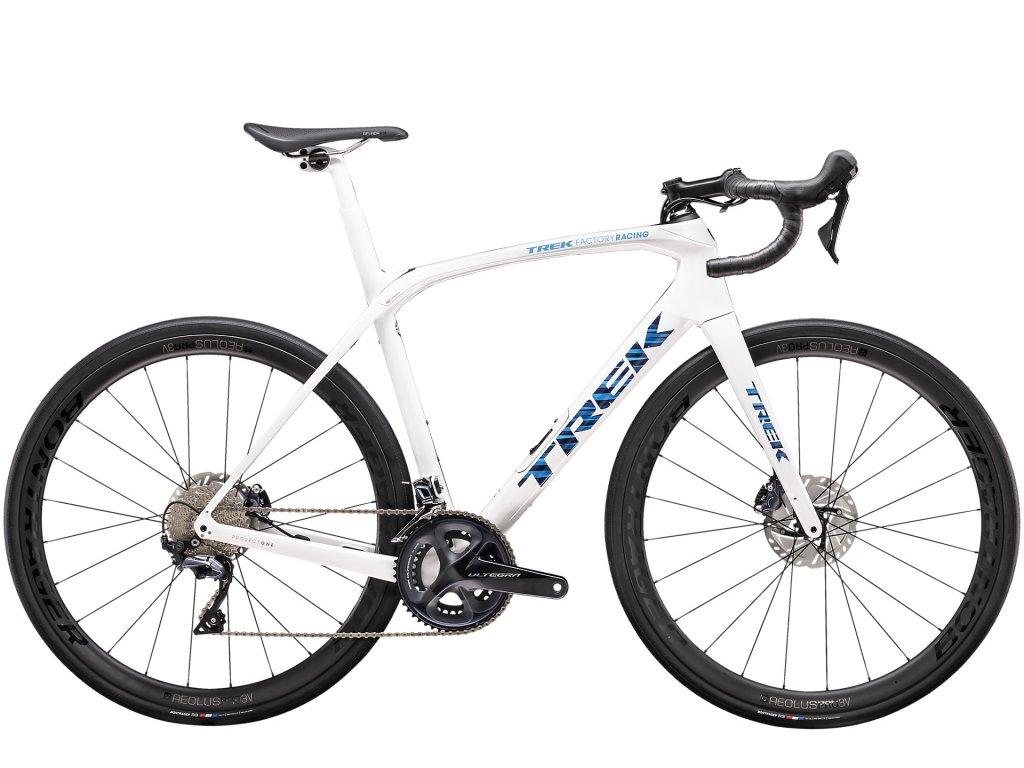 2021 TREK DOMANE SLR 6 TREK WHITE/BLUE