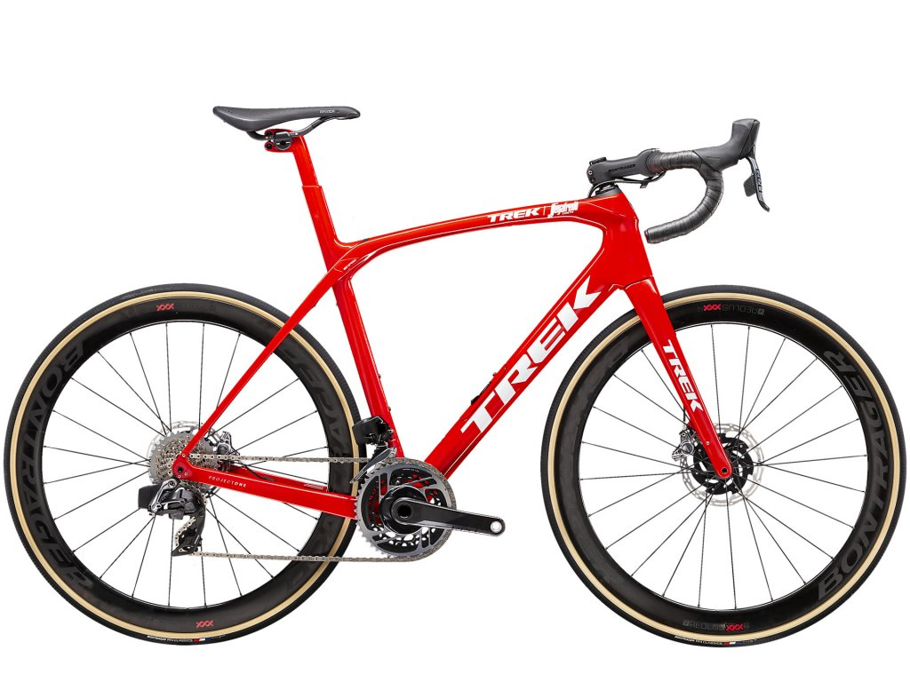 2021 TREK DOMANE SLR 9 ETAP VIPER RED/TREK WHITE