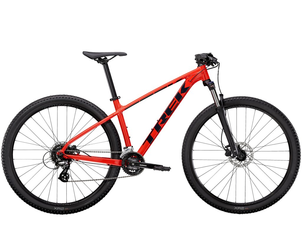 2021 TREK MARLIN 6 RADIOACTIVE RED/TREK BLACK