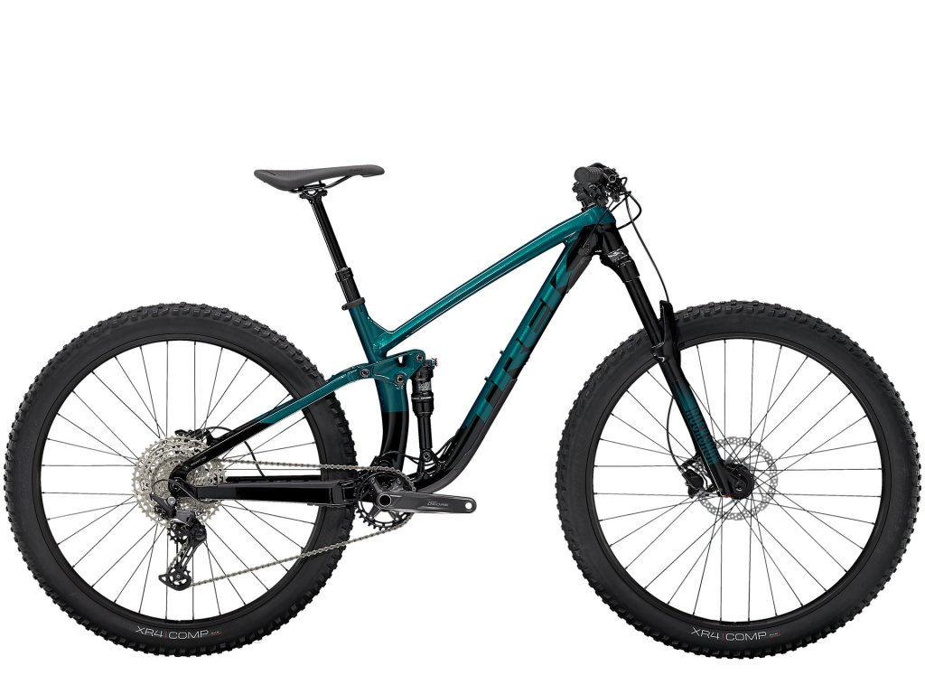 2021 TREK FUEL EX 5 DARK AQUATIC/TREK BLACK