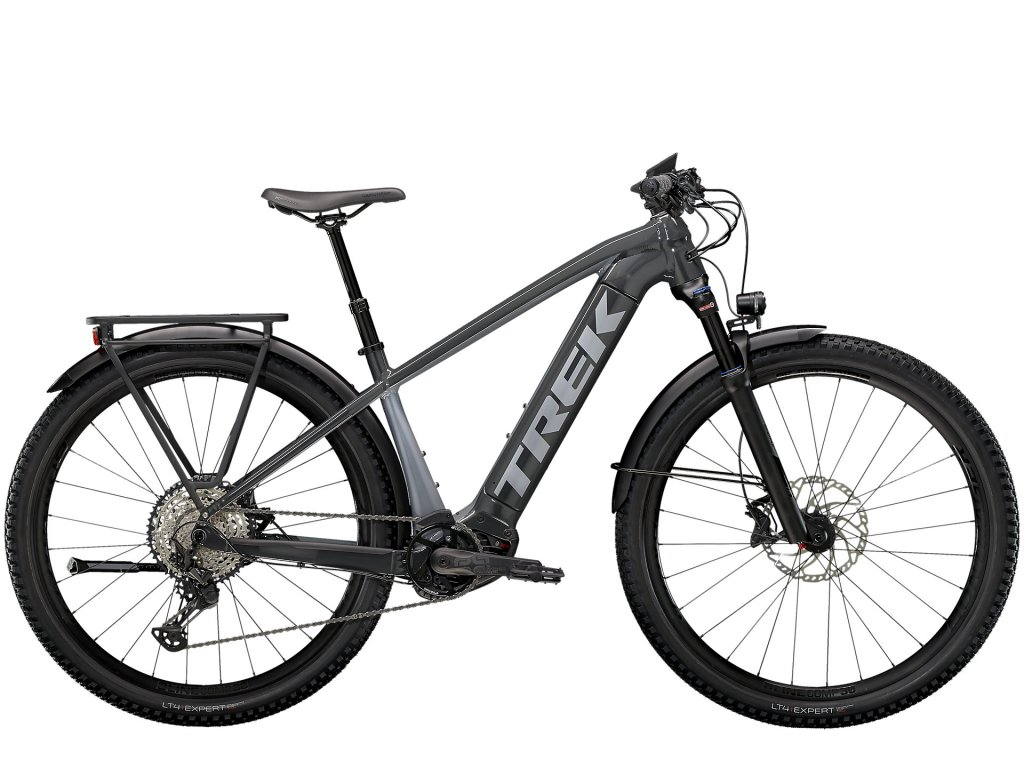 2021 TREK POWERFLY SPORT 7 EQUIPPED SOLID CHARCOAL/SLATE